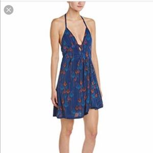 Free people Dress Tropical Daydream